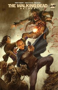 [Walking Dead: Deluxe #14 (Cover C Rapoza) (Product Image)]