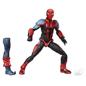 [Spider-Man: Marvel Legends Action Figure: Spider-Armour MK III (Product Image)]