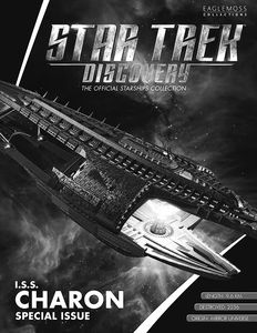 [Star Trek: Discovery Figurine Magazine Special #2: ISS Charon (Product Image)]