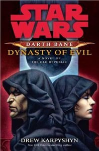 [Star Wars: Darth Bane Book 3: Dynasty Of Evil (Product Image)]