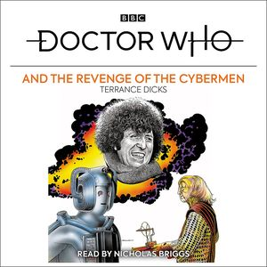 [Doctor Who & The Revenge Of The Cybermen: 4th Doctor Novelisation (Product Image)]