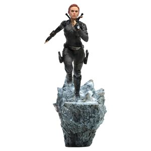 [Avengers: Endgame: Art Scale Statue: Black Widow (Product Image)]