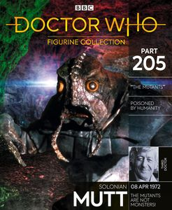 [Doctor Who Figurine Collection #205: Mutt (Product Image)]