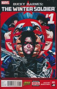 [Bucky Barnes: Winter Soldier #1 (Product Image)]
