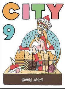 [City: Volume 9 (Product Image)]