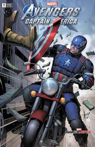 [Marvels Avengers: Captain America #1 (Keown Variant) (Product Image)]