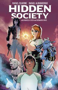[Hidden Society (Product Image)]