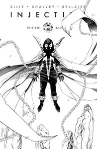 [Injection #13 (Spawn Month B&W Variant) (Product Image)]
