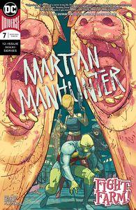 [Martian Manhunter #7 (Product Image)]