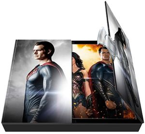 [Batman v Superman: Dawn Of Justice: The Art Of The Film (Superhero Edition - Limited Hardcover) (Product Image)]