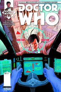 [Doctor Who: 11th #7 (Product Image)]