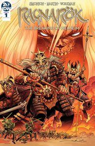 [Ragnarok: Breaking Of Helheim #1 (Cover A Simonson) (Product Image)]
