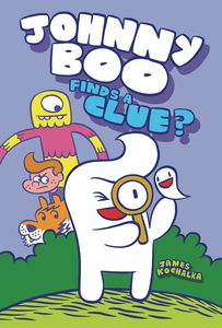 [Johnny Boo: Volume 11: Johnny Boo Finds A Clue (Hardcover) (Product Image)]