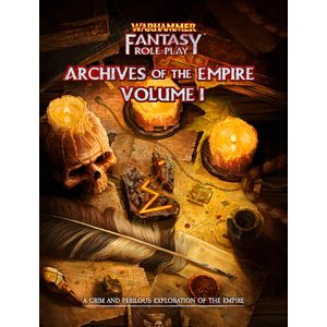 [Warhammer: Fantasy Roleplay: Archives Of The Empire: Volume 1 (Hardcover) (Product Image)]