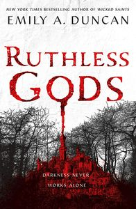 [Something Dark & Holy: Book 2: Ruthless Gods (Product Image)]
