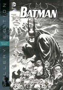 [Batman: Kelley Jones Gallery Edition (Hardcover) (Product Image)]