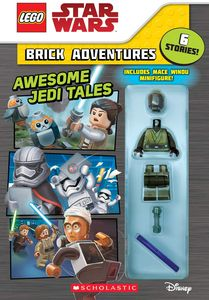 [LEGO: Star Wars: Awesome Jedi Tales (Hardcover) (Product Image)]