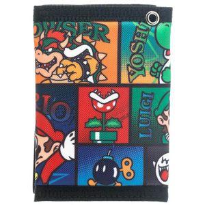 [Nintendo: Wallet: Super Mario (Product Image)]