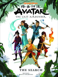[Avatar: The Last Airbender: The Search (Library Edition Hardcover) (Product Image)]