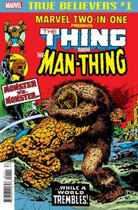 [True Believers: Fantastic Four: Marvel Two-In-One #1 (Product Image)]