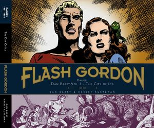 [Flash Gordon: Dailies: Dan Barry: Volume 1: The City Of Ice (Hardcover) (Product Image)]