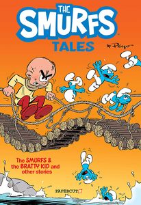 [The Smurfs Tales: Volume 1 (Product Image)]