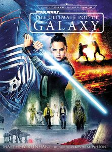 [Star Wars: The Ultimate Pop-Up Galaxy (Hardcover) (Product Image)]