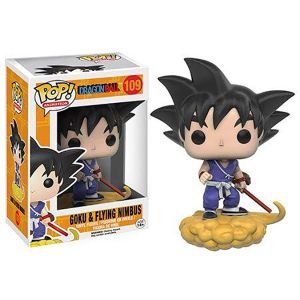 [Dragon Ball Z: Pop! Vinyl Figure: Goku & Nimbus (Product Image)]