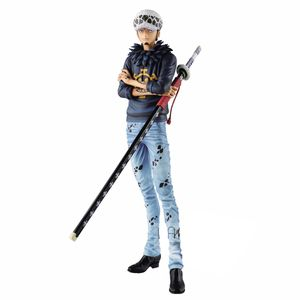 [One Piece: Grandista The Grandline Men Statue: Trafalgar Law (Product Image)]