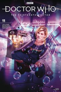 [Doctor Who: 13th Doctor #11 (Cover B Photo) (Product Image)]