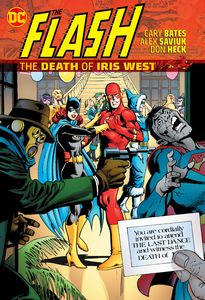 [Flash: The Death Of Iris West (Hardcover) (Product Image)]