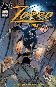 [Zorro Flights #2 (Cover A Puglia) (Product Image)]