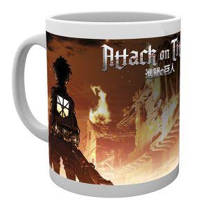 [Attack On Titan: Mug: Key Art (Product Image)]