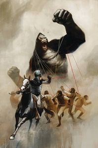 [Kong On Planet Of Apes #3 (Product Image)]