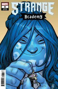 [Strange Academy #8 (Art Adams Character Spotlight Variant) (Product Image)]