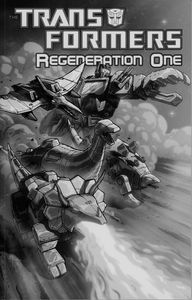 [Transformers: Regeneration One: Volume 2 (Product Image)]