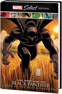 [Black Panther: Who Is Black Panther: Marvel Select (Hardcover) (Product Image)]