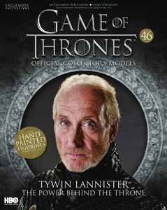 [Game Of Thrones: Model Figure Collection Magazine #46 Tywin Lannister (Product Image)]