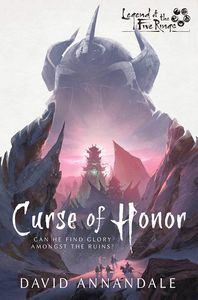 [Curse Of Honor: A Legend Of The Five Rings Novel (Product Image)]