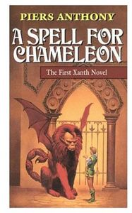 [Xanth: Book 1: A Spell For Chameleon (Product Image)]