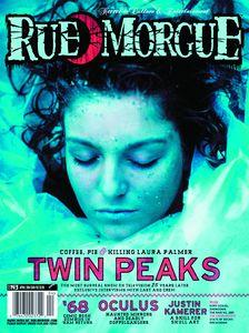 [Rue Morgue Magazine #150 (Product Image)]