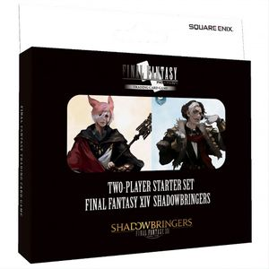 [Final Fantasy XIV: 2-Player Starter Set: Shadowbringers (Remake) (Product Image)]
