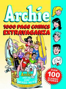 [Archie: 1000 Page Comics Extravaganza (Product Image)]