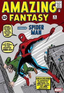 [Amazing Fantasy #15 (Facsimile Edition) (Product Image)]