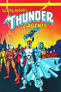 [T.H.U.N.D.E.R. Agents: Archives: Volume 7 (Hardcover) (Product Image)]