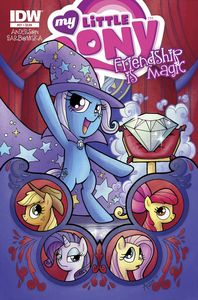 [My Little Pony: Friendship Is Magic #21 (Product Image)]