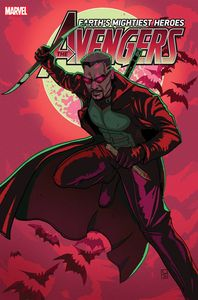 [Avengers #42 (Souza Blade Black History Month Variant) (Product Image)]