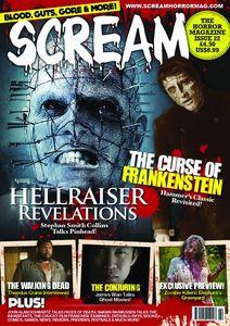 [Scream Magazine #23 (Product Image)]
