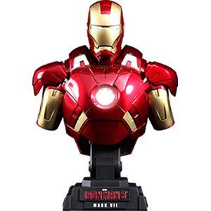 [Iron Man 3: Hot Toys Bust: Iron Man Mark VII (Limited Edition) (Product Image)]