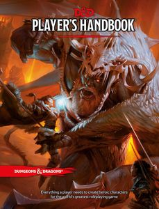 [Dungeons & Dragons: Players Handbook (Hardcover) (Product Image)]
